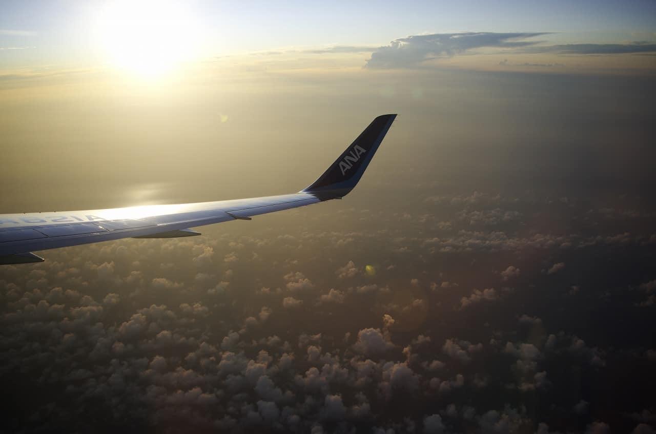 飛行機営業
